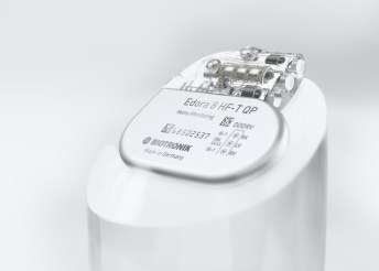 BIOTRONIK Launches its Smallest and Lightest MR-Conditional Pacemakers